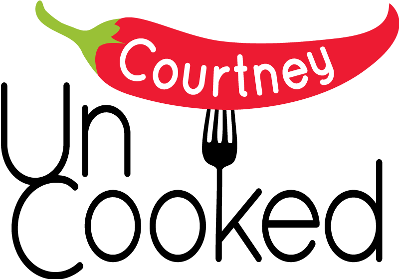 Courtney Uncooked Logo